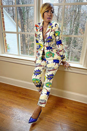 Pow Wow Pant Suit - Gritty Soul