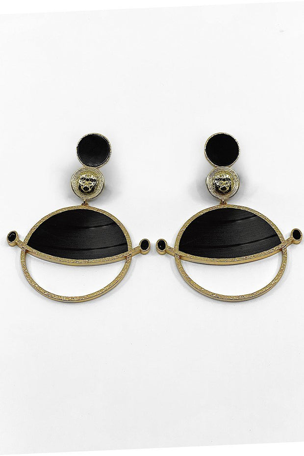 Roberta Wax - Vinyl Record Earrings - Gritty Soul