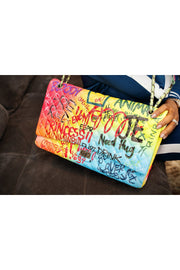 Tagged Travel Bag - Handbag - Gritty Soul Apparel