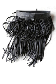 Warrior Fringe Belt - Gritty Soul Apparel