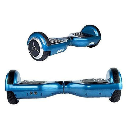 EXOOTER M1150BB Self Balancing Electric Scooter With LG Lithium Battery In Baby Blue.