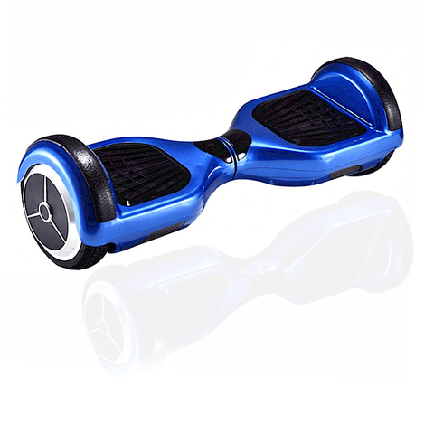 EXOOTER M1150BL Self Balancing Electric Scooter With LG Lithium Battery In Blue.