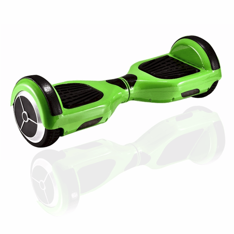 EXOOTER M1150GN Self Balancing Electric Scooter With LG Lithium Battery In Green.
