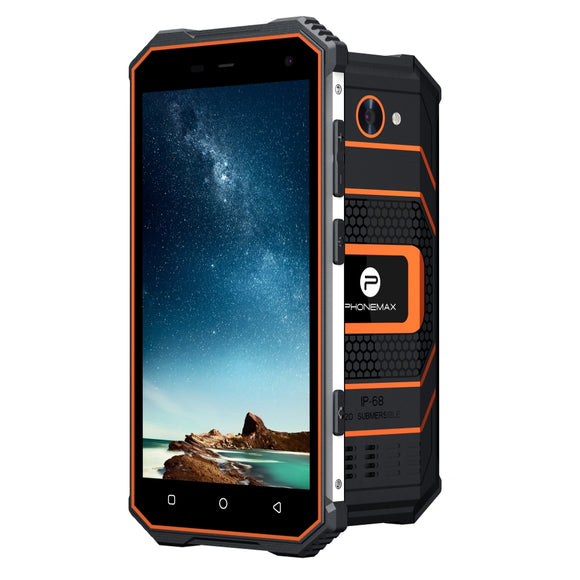 Rocky 2, 4G Dual-Sim Rugged Smartphone (European Model)