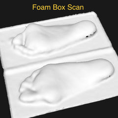 foam box scan