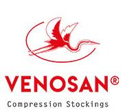 Load image into Gallery viewer, VENOSAN Athletic Compression Stockings 20-30mmHg