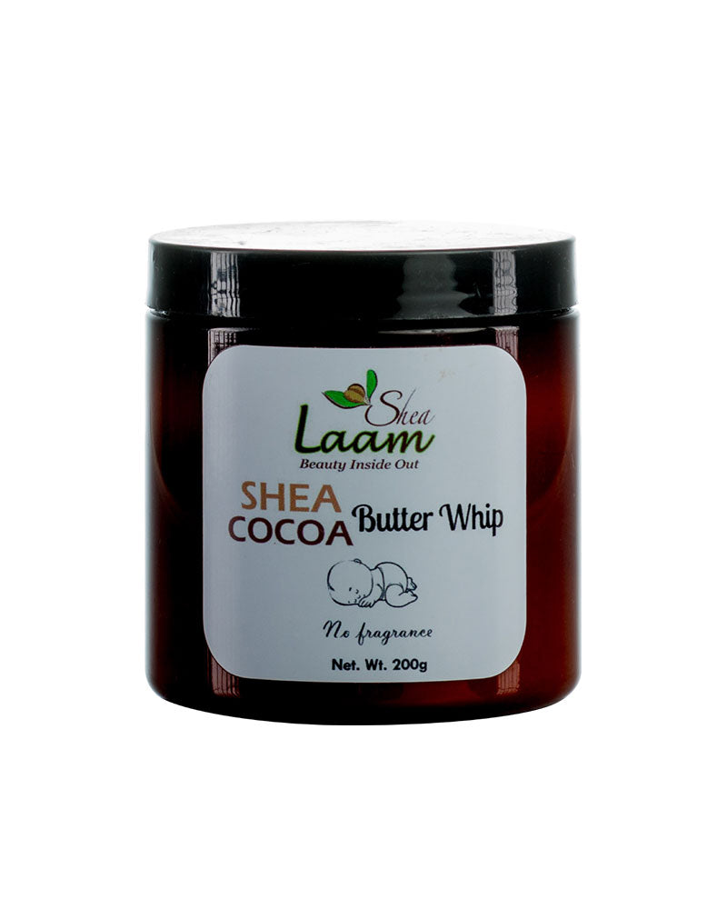 SHEA COCOA BUTTER WHIP 200G
