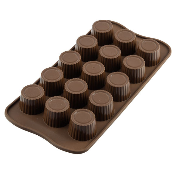 Silikomart Chocolate Mould Praline