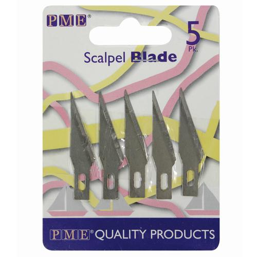 Spare Blades for PME Craft Knife, Scalpel 5stuks