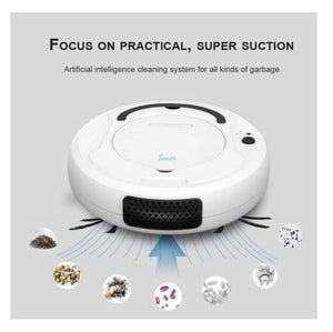 3-IN-1 SWEEPING ROBOT- 6 MONTHS WARRANTY
