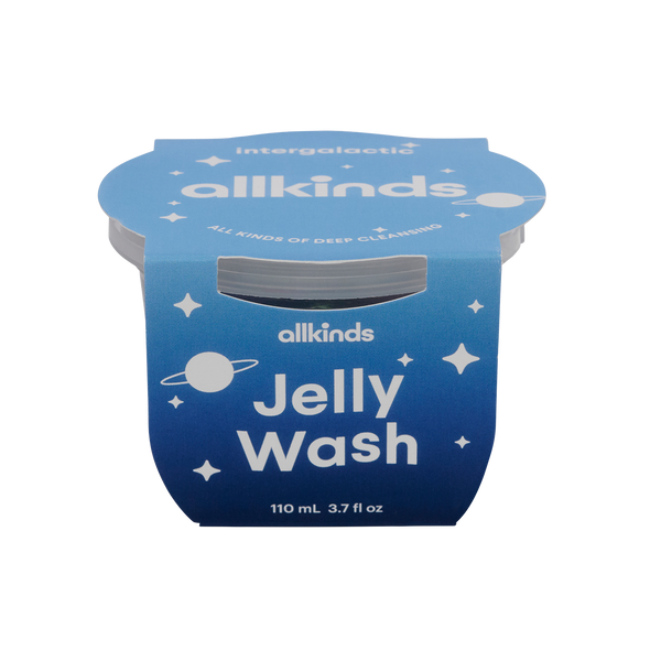 Deep Cleansing Jelly Wash