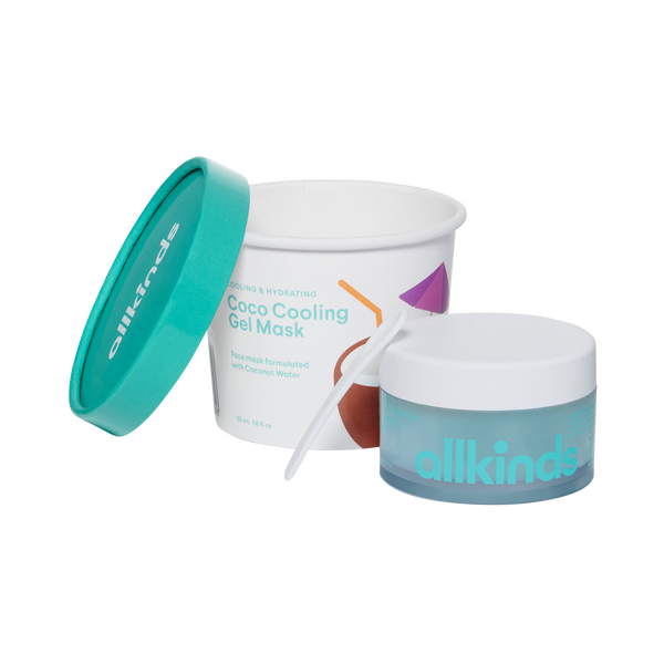 Coco Cooling Hydrating Gel Face Mask