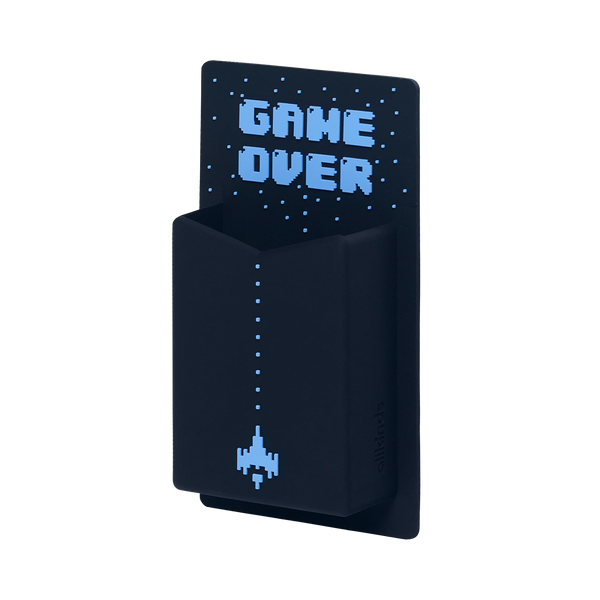 Game Over Clingy Pocket