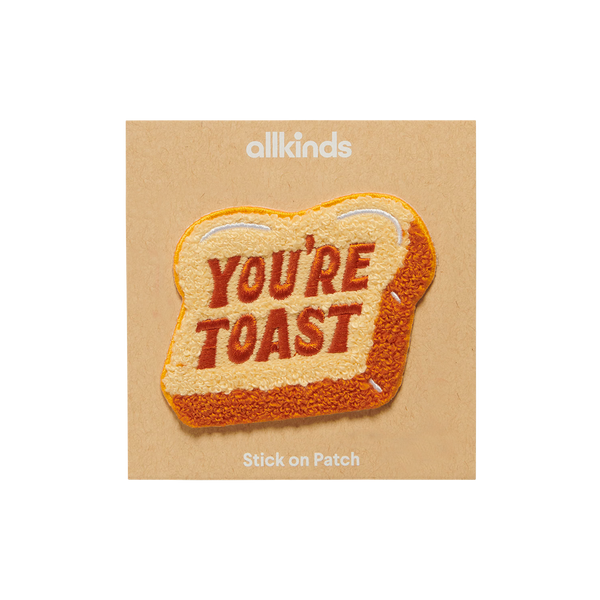Stick-On Patch (You're Toast)