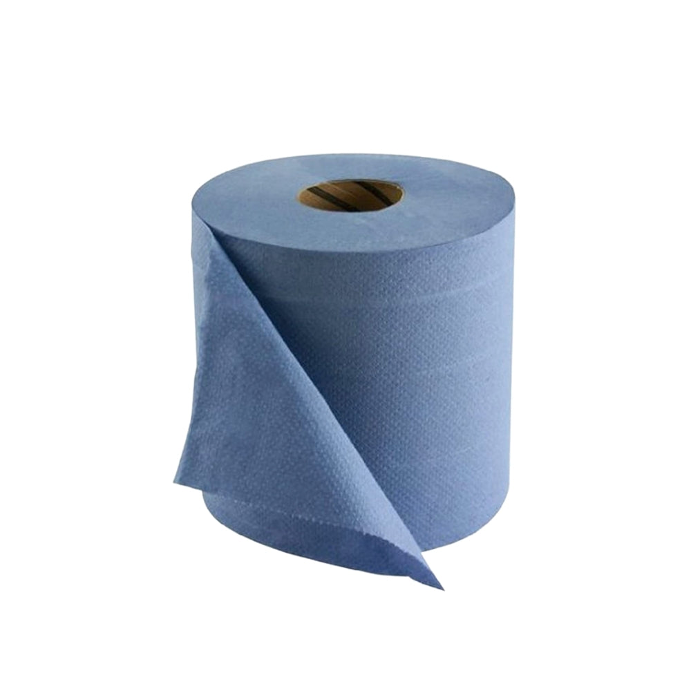 Blue Centrefeed  Roll 2 ply 150m