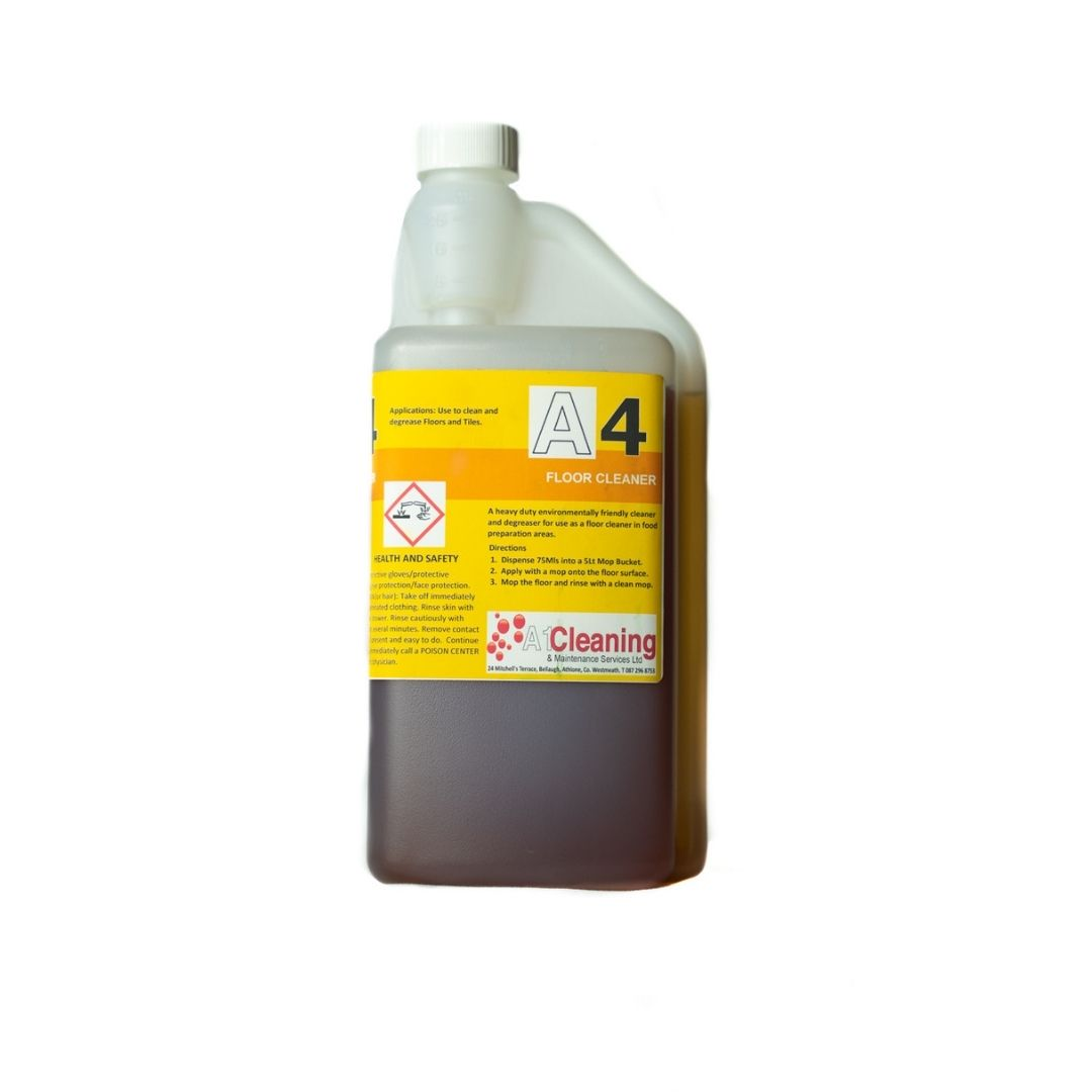 A1 Cleaning Floor Cleaner