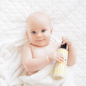 Could your personal care products be hurting your baby?