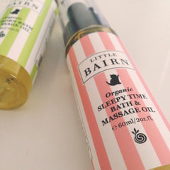Little Bairn Certified Organic Baby Skincare