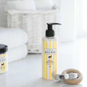 Organic Soothing Baby Lotion - Little Bairn