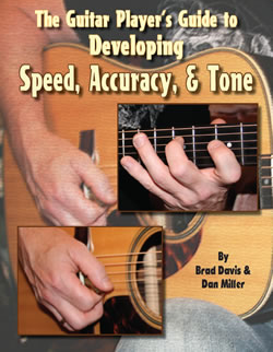 Speed Accuracy, & Tone - Learn all of Brad Davis's trade secrets for his success as a pro guitarist!