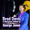 George Jones Bluegrass Tribute - George's biggest hit bluegrass style by Brad Davis