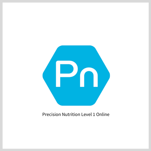 Precision Nutrition Level 1 Online