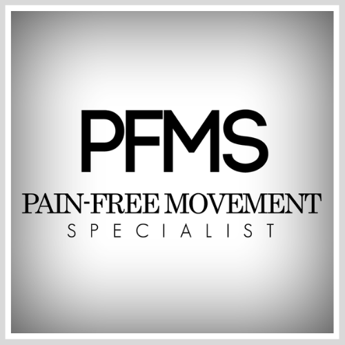 Pain-Free Movement Specialist L1 - Perform Better AU