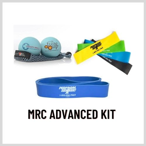 MRC Advanced Kit - Perform Better AU