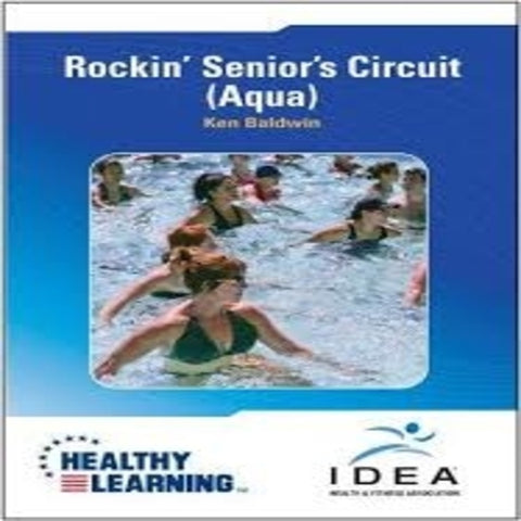 Rockin Senior Circuits Aqua DVD