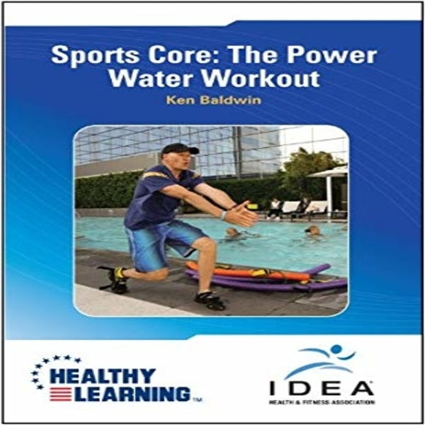 Sports Core: Power Water Workout - Perform Better AU