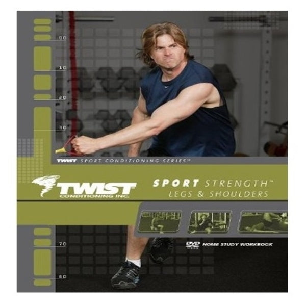 Twist Sports Conditioning Series - Linked Strength Legs & Shoulders