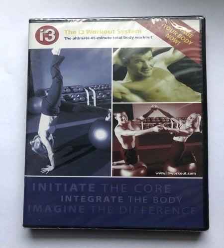 The i3 Workout System DVD - Perform Better AU