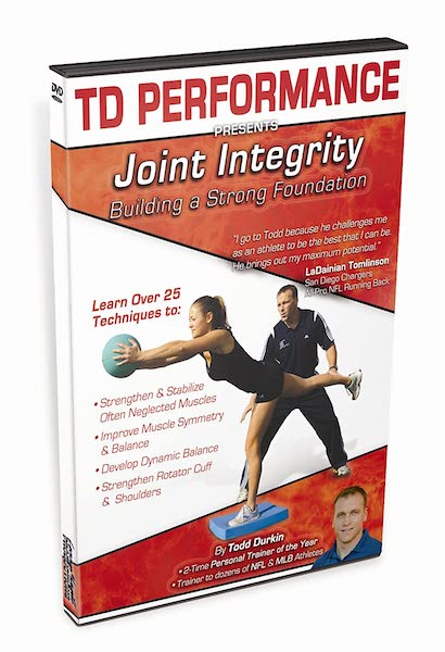 TD Performance DVD - Joint Integrity - Perform Better AU