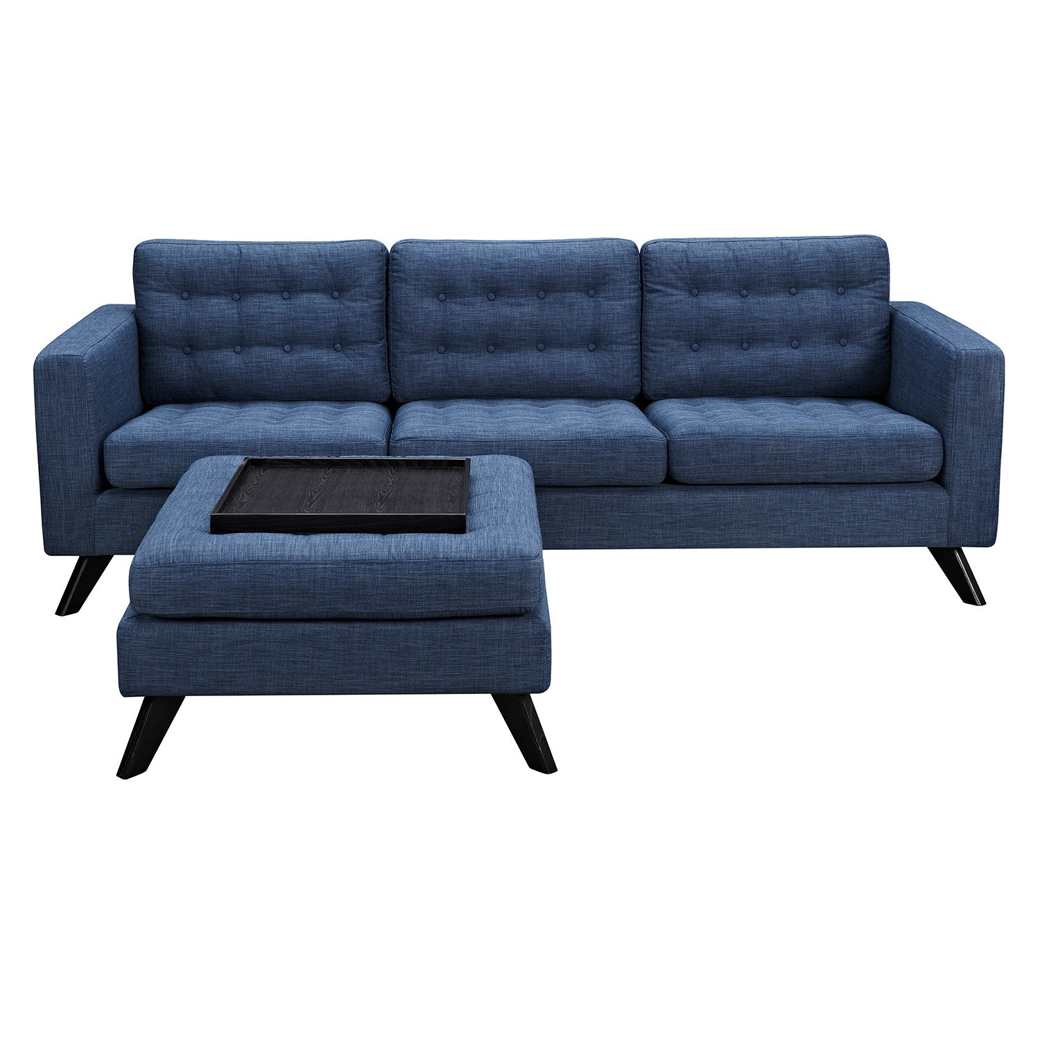 Miraculous Stone Blue Mina Sofa Set Black Nyekoncept Gamerscity Chair Design For Home Gamerscityorg