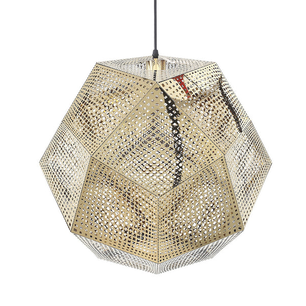 Elke Gold Pendant Light