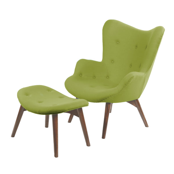 MOSS GREEN AIDEN CHAIR