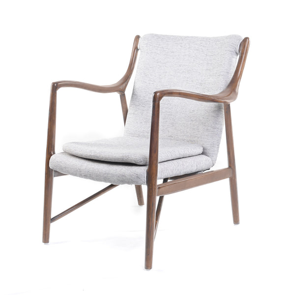 HORIZON GRAY GUSTAF CHAIR