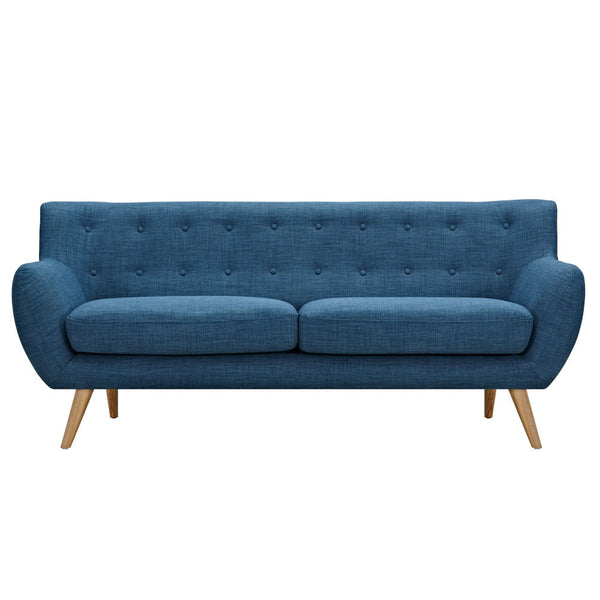 Stone Blue Ida Sofa - Natural