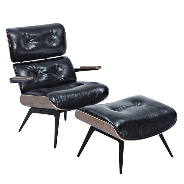Milano Black Eama Chair