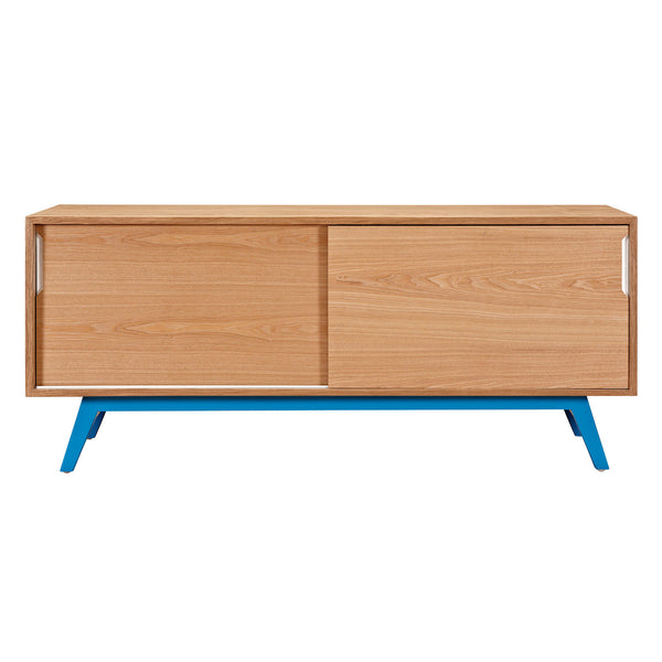 Blue Elsa Sideboard- Natural