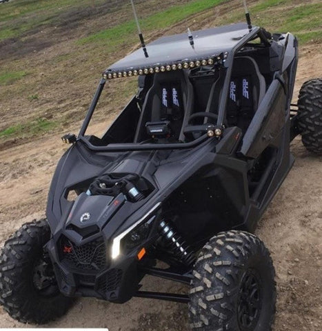 2017-18 Can Am X3 Scorpion Cage with integrated Tail
