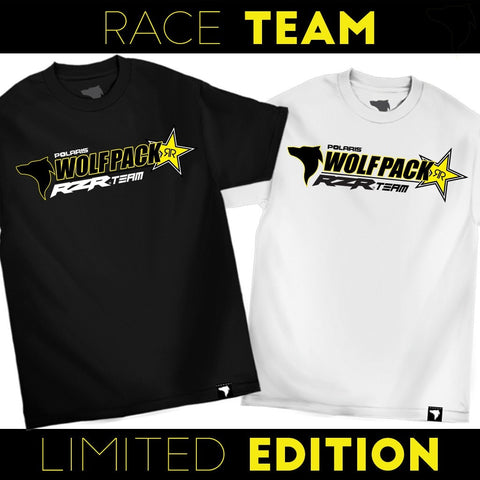 "T-Shirt ""TEAM"" Official Wolfpack Raceteam shirt"