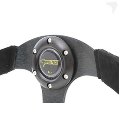 WP033 UTV Steering Wheel / Race & Sport - Suede