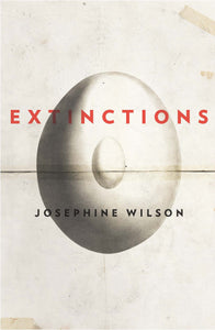 Lucy Dougan launches Extinctions by Josephine Wilson