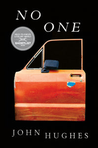 John Hughes 'No One' shortlisted for 2020 Miles Franklin!