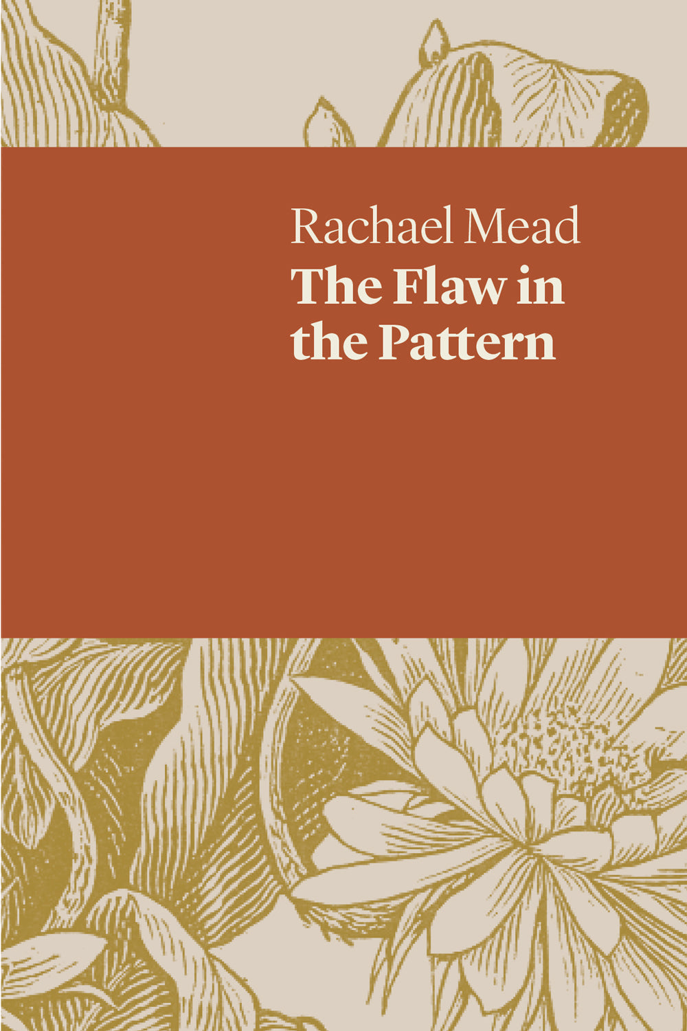 Image result for Rachael Mead, The Flaw in the Pattern,