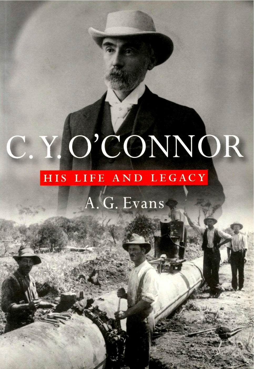 c  y  o u0026 39 connor  his life and legacy  u2013 uwa publishing