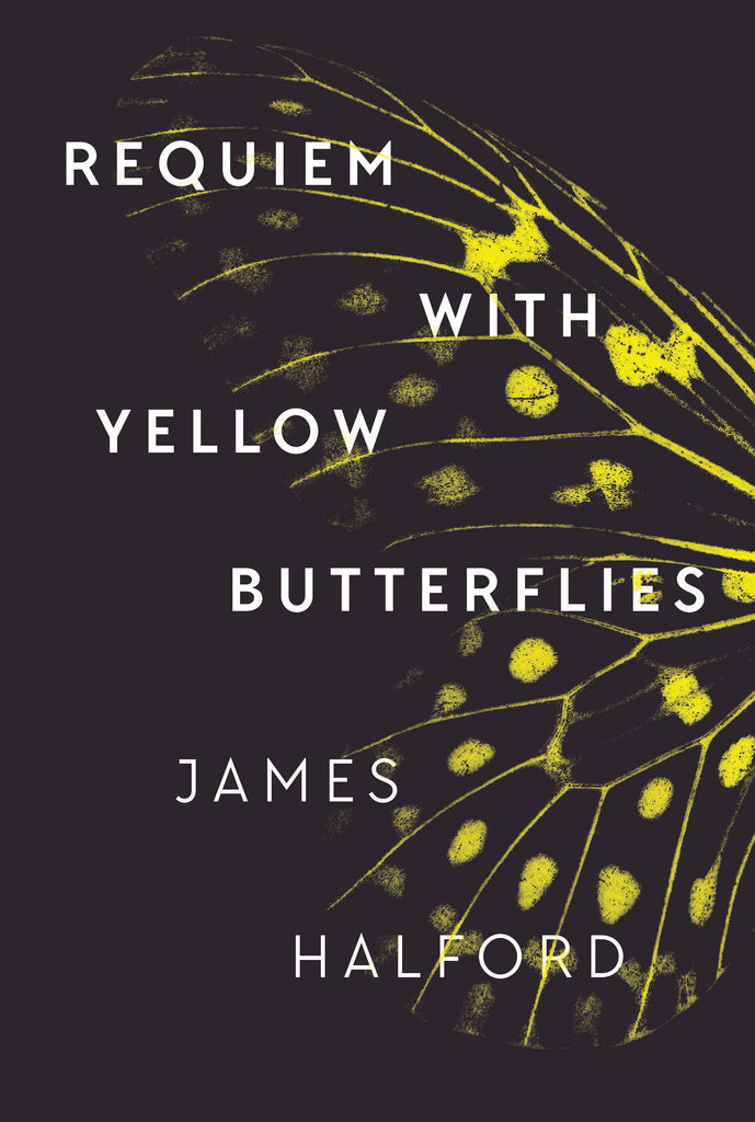 Requiem with Yellow Butterflies