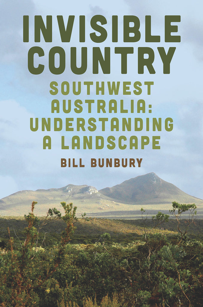 Invisible Country, Southwest Australia: Understanding a landscape