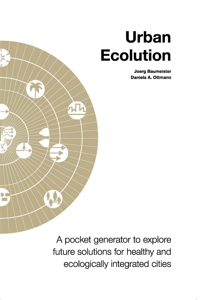 Urban Ecolution: A pocket generator to explore future solutions for healthy and ecologically integrated cities